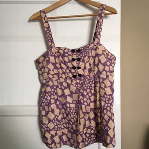 Marc by Marc Jacobs Print Top